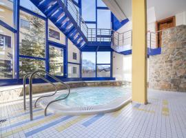 Hotel Europa St. Moritz, hotel a Sankt Moritz