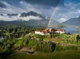 Llao Llao Resort, Golf-Spa, отель в городе Сан-Карлос-де-Барилоче