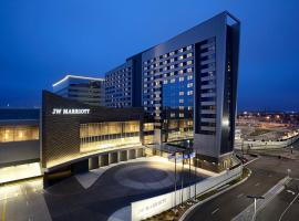 JW Marriott Minneapolis Mall of America, lodging in Bloomington