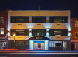 The Luxus Boutique Hotel