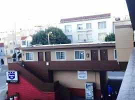 Knights Inn, hotel near Lands End, San Francisco