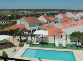 Hotel Solar Dos Lilases, hotel em Mora