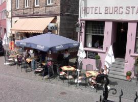 Hotel-Café-Burg Stahleck, hotel near Lorelei, Bacharach