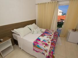 Pousada Verdes Mares, budget hotel in Maragogi