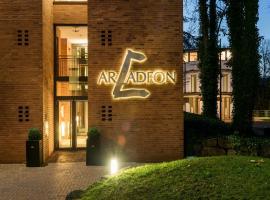 Arcadeon, haustierfreundliches Hotel in Hagen