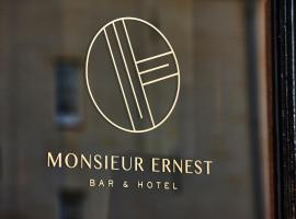 Hotel Monsieur Ernest, hotel near Boudewijn Seapark, Bruges