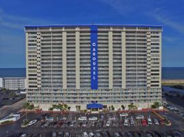 Carousel Resort Hotel and Condominiums, viešbutis Ošen Sityje