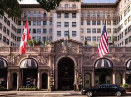 Beverly Wilshire, A Four Seasons Hotel, hotel near Venice Beach Boardwalk, Los Angeles