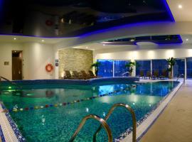 Hotel Zacisze – hotel w pobliżu miejsca Skocznia narciarska Wisła-Malinka w Węgierskiej Górce