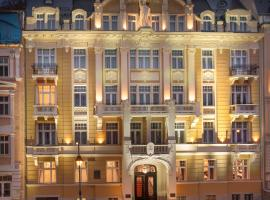 Luxury Spa Hotel Olympic Palace, hotel in Karlovy Vary