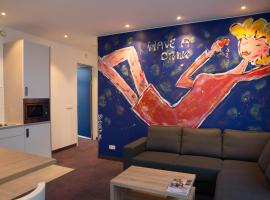 Art Apartment by WestCord