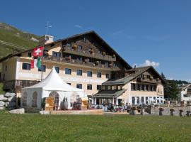 Hotel Salastrains, hotel a Sankt Moritz