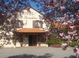 Hôtel Le Baudiere & Spa