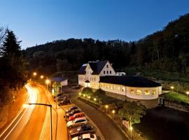 "Hotel ""Am Bergpark"" neue drusel"