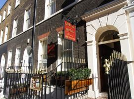 Morgan Hotel, hotel near Savoy Theatre, London
