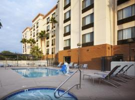 SpringHill Suites Phoenix Tempe Airport, hotel near Hall of Flame Firefighting Museum, Tempe