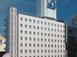 Hotel Crown Hills Sendai Aobadori