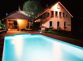 Penzion Family, hotel ve Svobodě nad Úpou