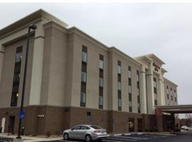 Hampton Inn Fairmont