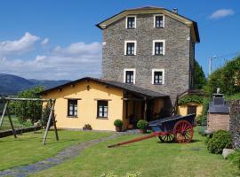 Casa De Aldea El Conceyu