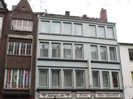 Ruby Coco Hotel Dusseldorf, hotel in Düsseldorf