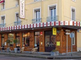 Logis Hôtel Du Commerce