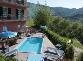 Hotel Ca' De Berna, khách sạn ở Balestrino