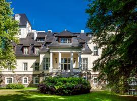 Pałac Ciekocinko Hotel Resort & Wellness – hotel w mieście Ciekocinko