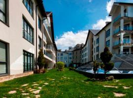 Saint George Palace Bansko Apartments
