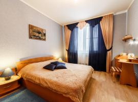 Apartment Domashny Uyut na Belinskogo 41 Luxe, апартаменты/квартира в Екатеринбурге