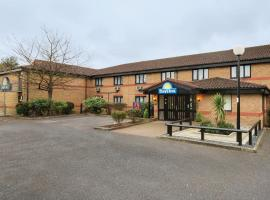 Days Inn London Stansted Airport, hotel a Stansted Mountfitchet