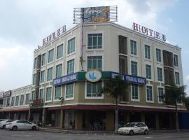 AERO Star Hotel, hotel in Seremban