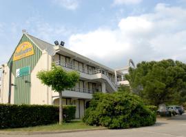 initial by balladins Bollène, hotel near The wine University, Bollène