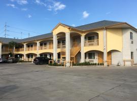 Scott Inn & Suites - Downtown Houston, motel in Houston
