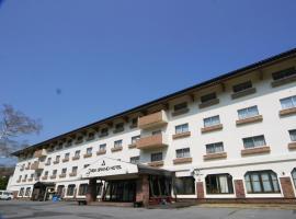 Shiga Grand Hotel, hotel in Yamanouchi