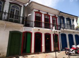 Varanda Hostel E Galeria De Arte