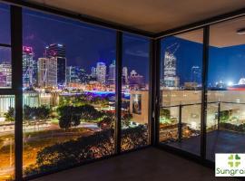 Fleet Lane Apartments, hotel in Brisbane