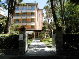 Hotel Mediterraneo, hotel a Marina di Pietrasanta