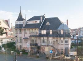 Hotel Villa La Tourelle, budget hotel in De Haan
