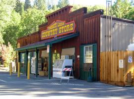 Yosemite Lakes Cabin 37