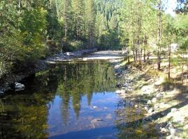 Yosemite Lakes Wheelchair Accessible Cabin 46