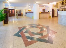 Dayrell Hotel e Centro De Convenções, hotel in Belo Horizonte