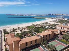 Private Full Sea View 3 Bedroom Apt, JBR, hotel near Dubai Marina Mall, Dubai