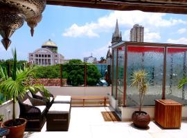 Boutique Hotel Casa Teatro, hotel in Manaus
