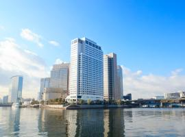 The 10 best hotels near Shinagawa Inter City Hall & Rental