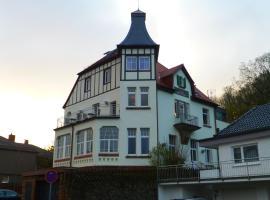 Villa Waldfrieden - Gästehaus zum Jugendstilhotel