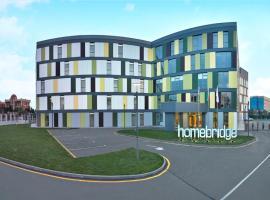 HomeBridge Hotel Appartments