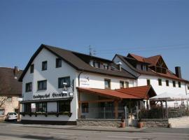 Hotel-Restaurant Werneths Landgasthof Hirschen