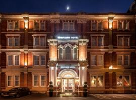 Mercure Exeter Rougemont Hotel, hotel in Exeter