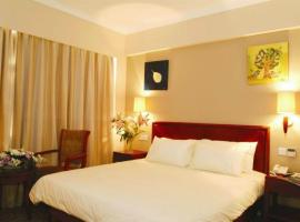 GreenTree Inn Langfang Guangyang District Guangyang Road City Government Express Hotel